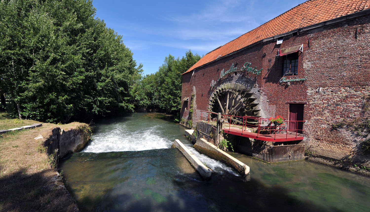 le moulin snick