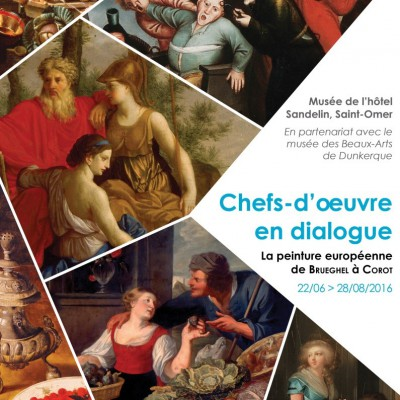 Affiche chefs d'oeuvre